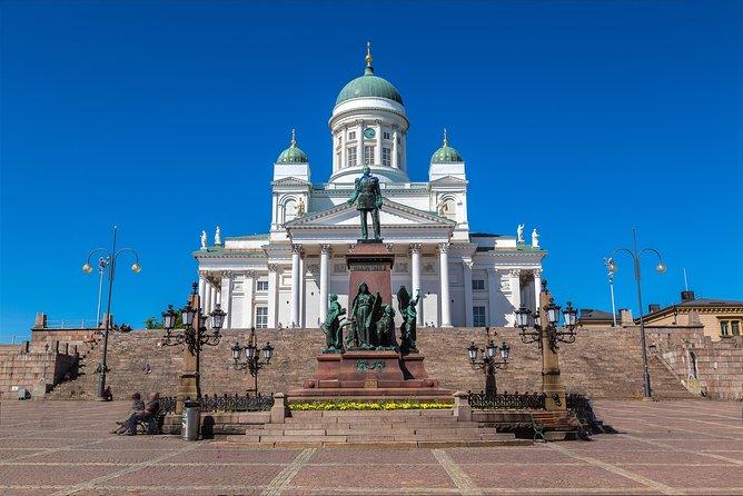 Helsinki Highlights & Suomenlinna Walking Tour
