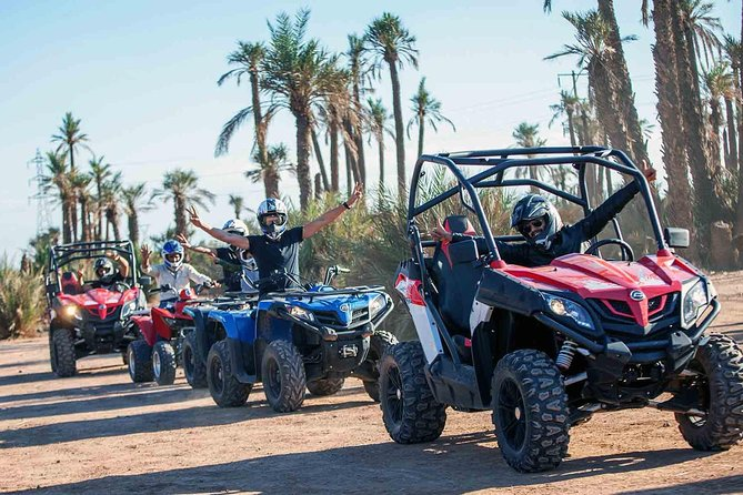Half-day Buggy Tour in Marrakech