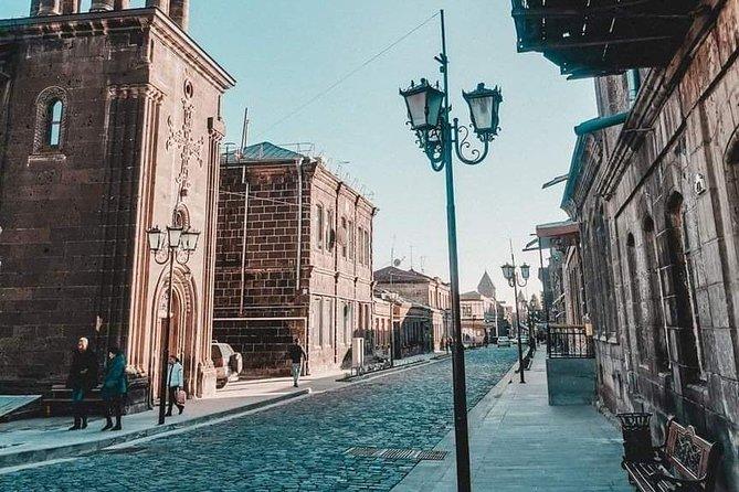 Yerevan – Aruch – Talin – Gyumri – Yerevan