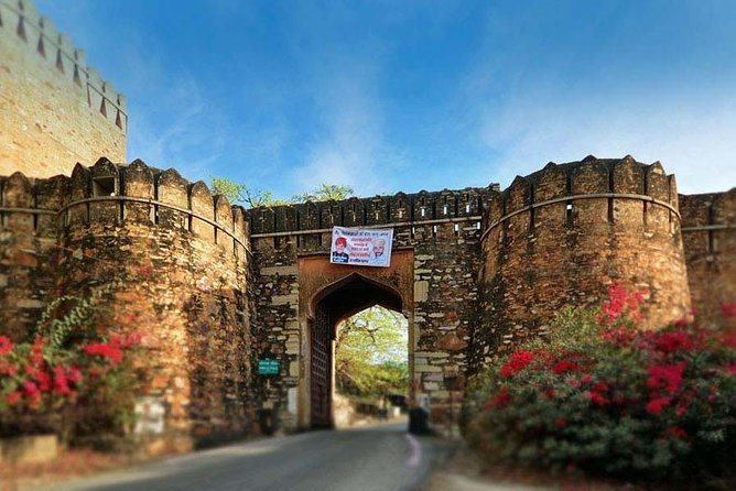Chittorgarh Sightseeing Tour By Private Car