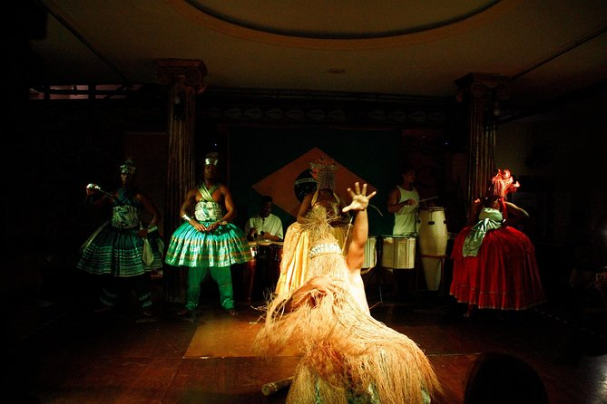 Salvador da Bahia by Night