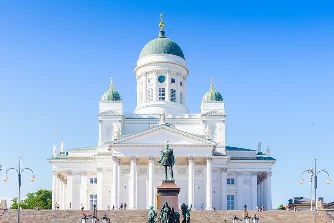 3 Hour Helsinki Walking Join-in Shore Excursion