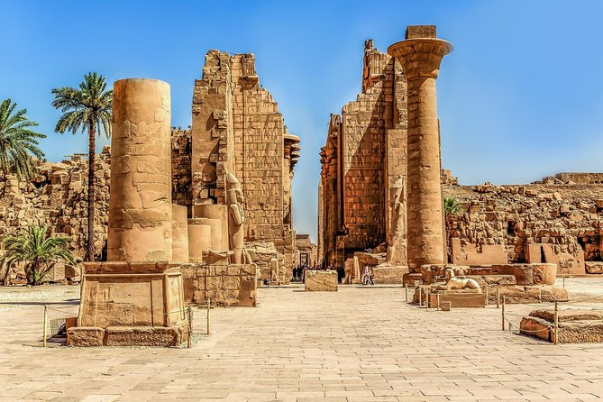 Full Day Tour in Luxor (West Bank & East Bank)