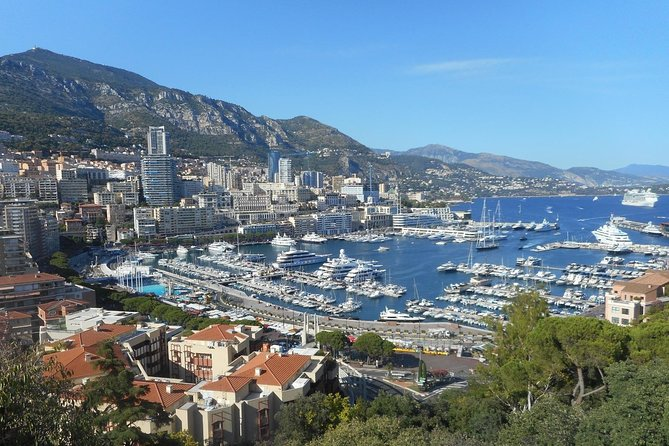 Monte-Carlo and Monaco sightseeing walking tour with an expert guide