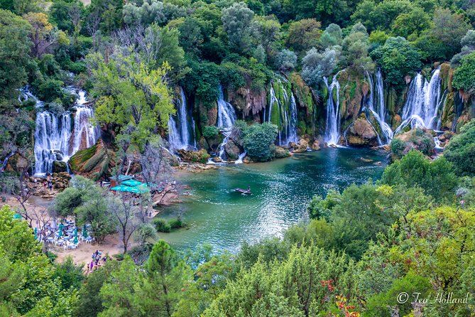 Međugorje & Kravice Waterfalls Full Day Private Tour