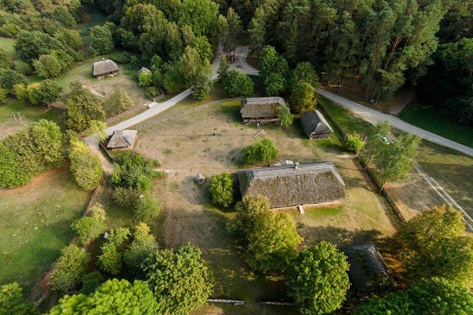 Day tour to Rumsiskes open air museum, Kaunas and Panemune road and its castles