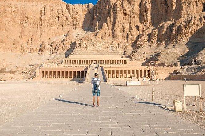 Aswan to Luxor Wheelchair Sonesta Star Goddess Nile Cruise