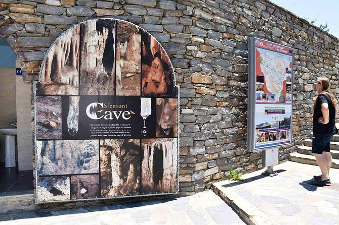 Crete discover - Cave Sfentoni - Wooden museum - Enagron agritourism
