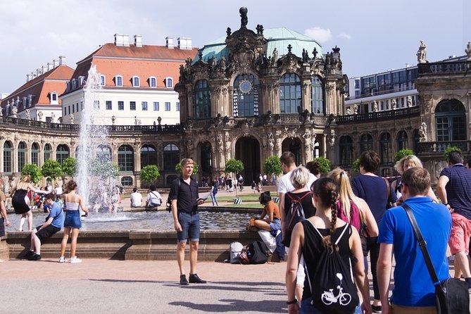 City Walk - Dresden in One Day