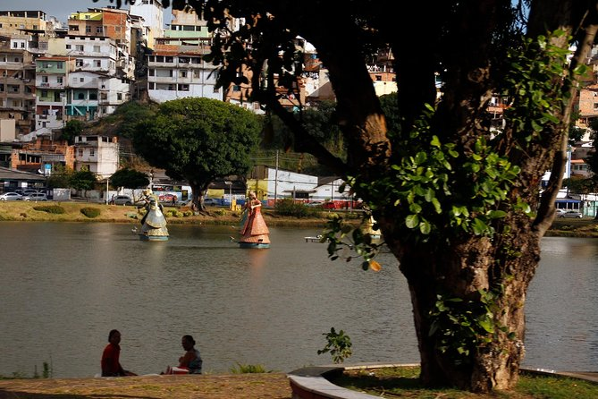 Historical City Tour of Pelourinho and Panoramic City Tour with Lunch