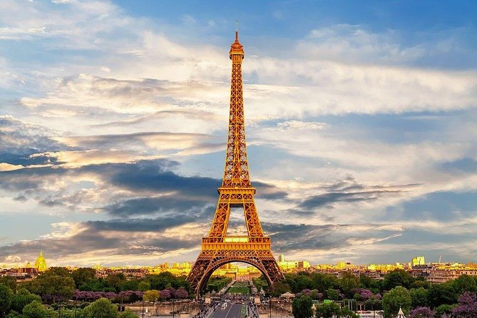 Private Tour of Paris from Airport with private driver and official guide