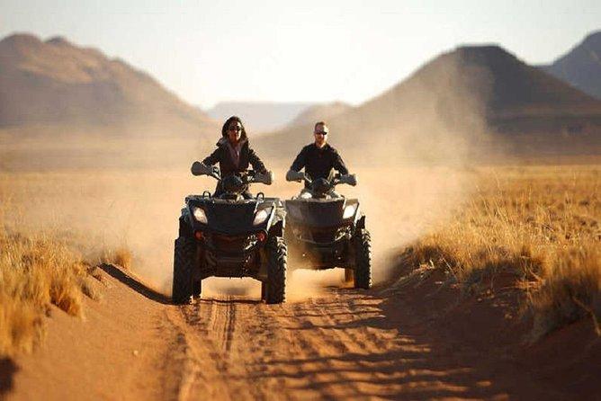 Private Full Day Tour from Hurghada with Quad Bike Safari