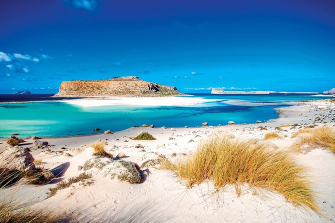 BALOS BEACH & GRAMVOUSA ISLAND: The exotic side of Crete From Rethymno