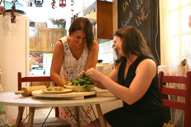 Greek Phyllo and Pie Cooking Class in Athens