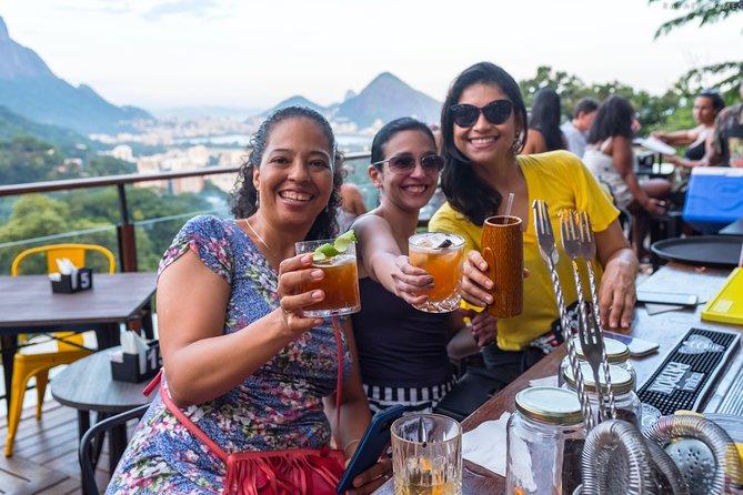High Cocktail in the Rocinha Favela