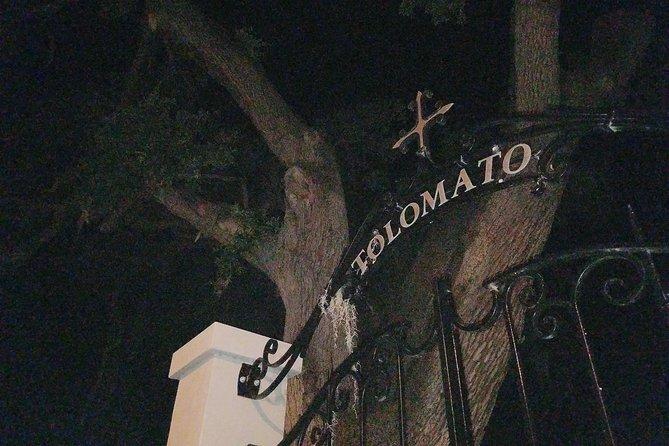 Tolomato Cemetery Gates