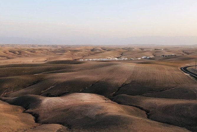 Private Full-Day Tour of Agafay Desert and Atlas Mountains