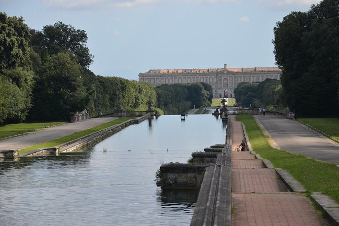 The Royal Palace of Caserta - From Sorrento