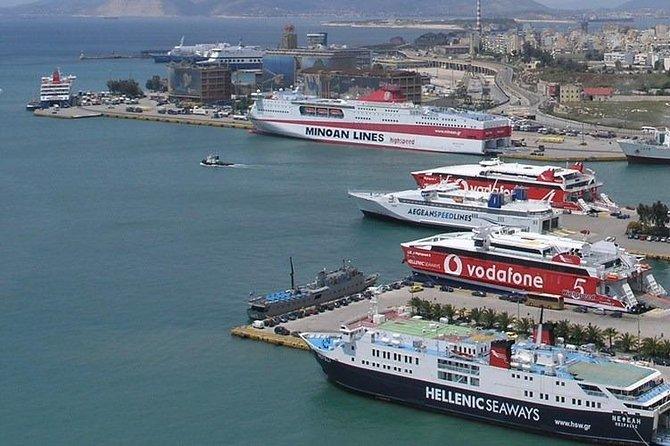 Mercedes Luxury Private Transfer Airport - Piraeus