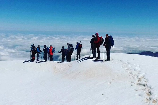 Trekking Toubkal 48 h Ascent to Toubkal The highest summit in Morocco and Africa