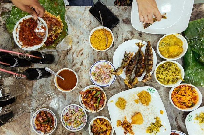 Rustic Food Tour Colombo