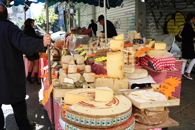 Saint Germain The Essential of French Gastronomy Walking Food Tour