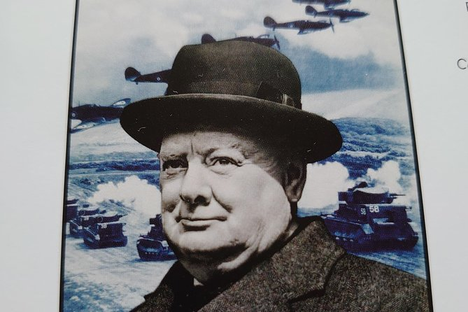 Winston Churchill and The Battle Of Britain - Full Day Private WW2 Tour.