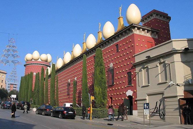 Private Surrealist Day Trip: Figueres & Dalí ( Private tour )