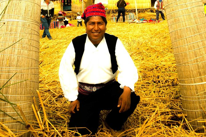 Tour to Uros and Taquile (full day) VIP SERVICE
