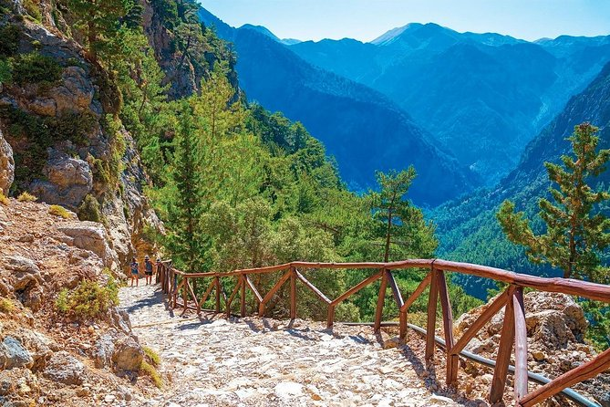 SAMARIA GORGE: One of the most important in Europe From Rethymnon