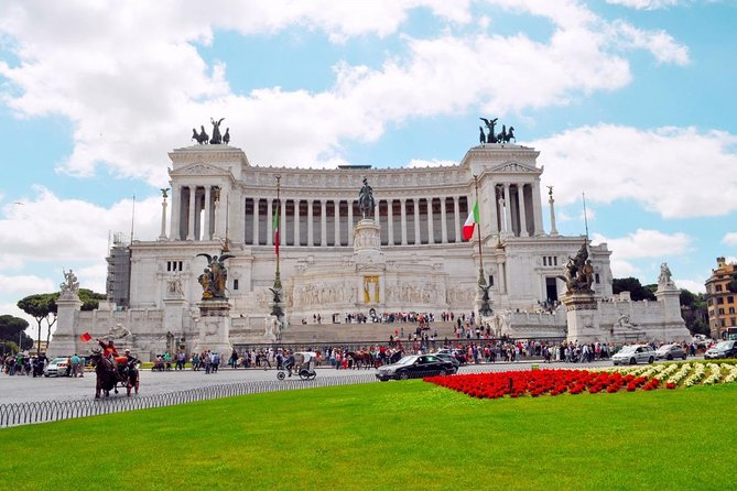 The best of Rome - Private tour with driver