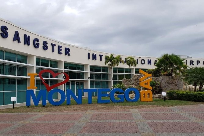Montego Bay Airport transfer to Kingston Hotels