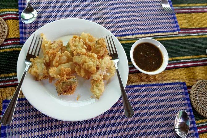 Cooking Myanmar Food and Explore Dala
