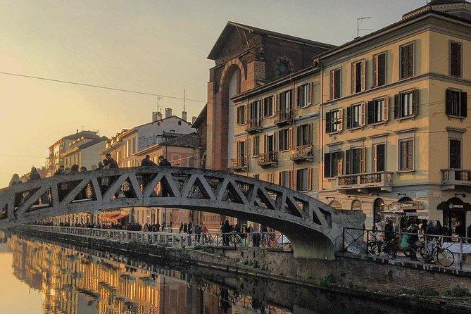 Milan e-bike tour: Leonardo Itinerary