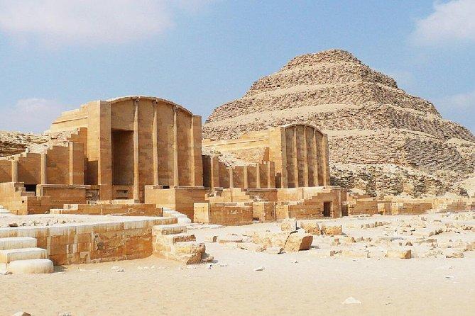 Private day trip to Saqqara and Dahshur