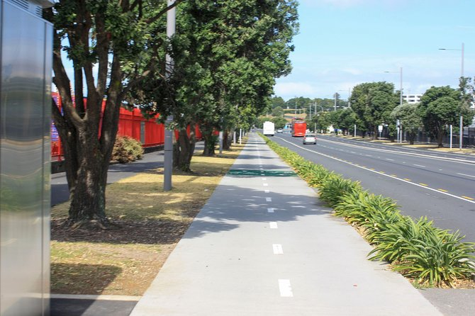 ebike guided tours of Auckland City