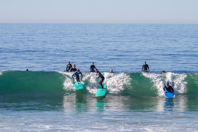 2-hour Surf Lesson in Laguna Beach