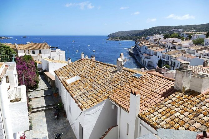 Dalí, wines & Cadaqués -Reduced group and hotel pick-up from Palamós