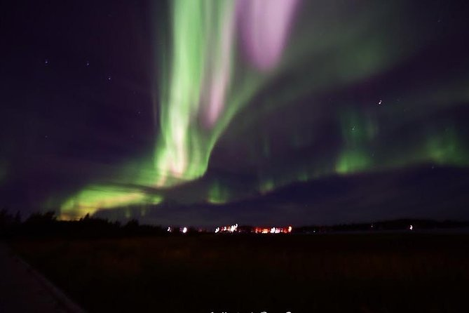 The greatest aurora tour in yellowknife