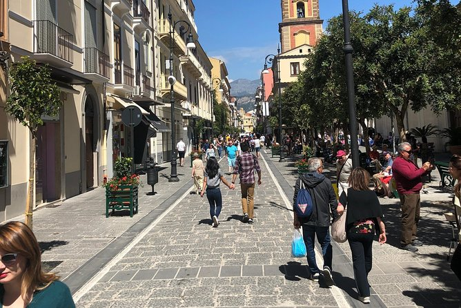 Secrets Walks of Sorrento, Street food by Locals