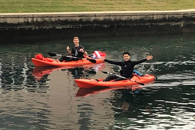 Guided Kayak Eco-Tour