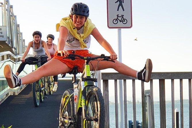 Cycle Tour - Harbour Hoorah!