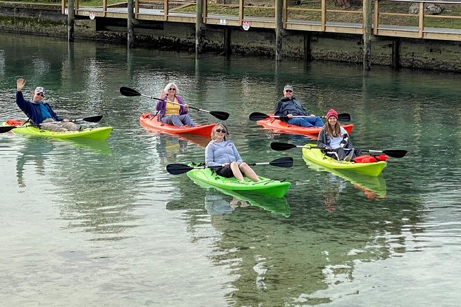 Full Day Single Kayak Rental In Crystal River photo 2