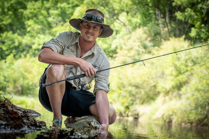 Byron Bay Rainforest Fishing