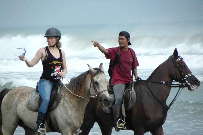 Full-Day Bali Horse Riding Adventure and Exploring Tour to Ubud