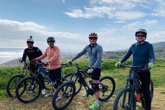 Scenic Malibu Electric Mountain Biking Experience