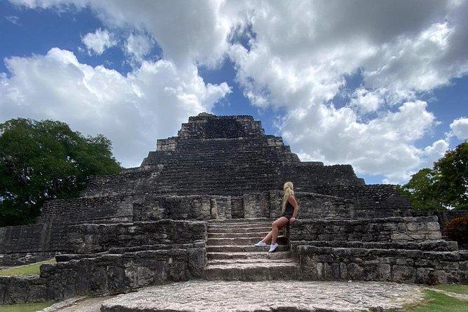 Ancient Chacchoben Mayan Ruins & Mayan Experience from Costa Maya