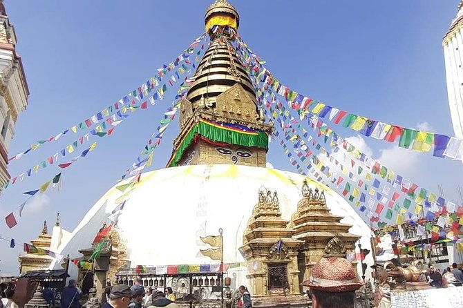 Kathmandu City Tour with Guide in Private Car