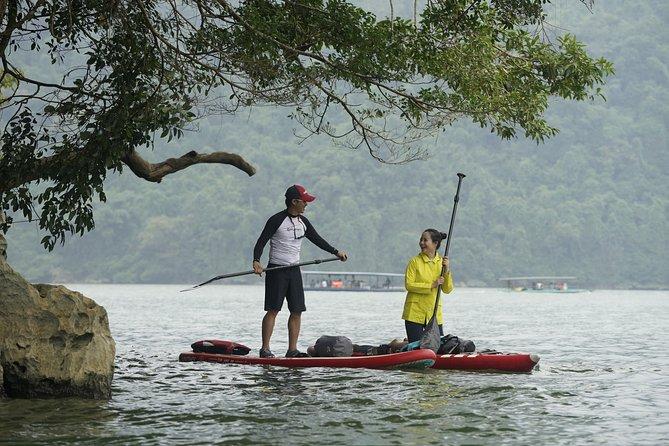 Vietnam SUP Tour – Conquering Nang River and Ba Be Lake