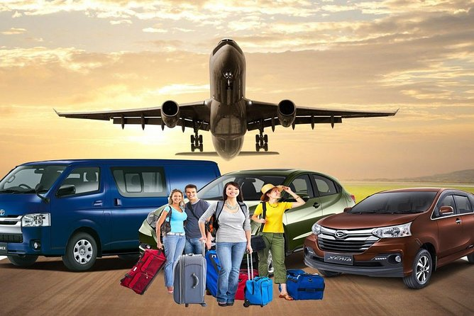 Private Ngurah Rai International Airport Transfers (DPS) in Bali (Arrival)
